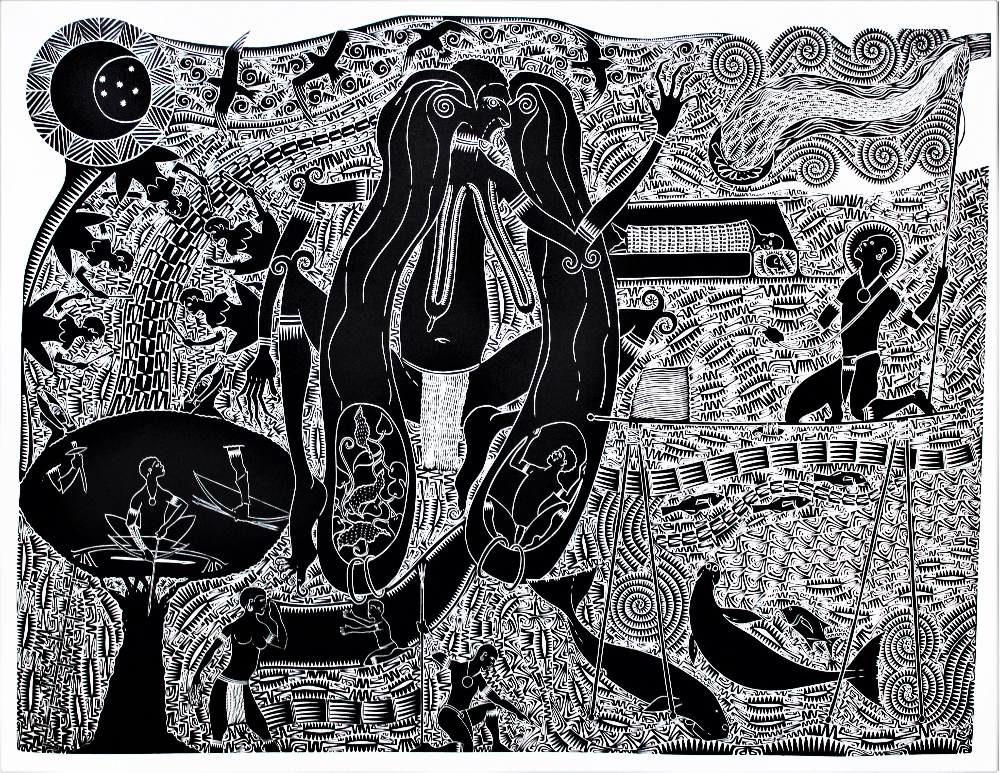 Kawai (the Black Dogai)